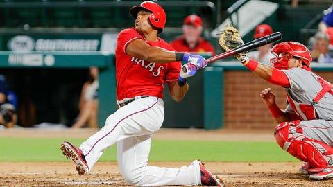 Texas Rangers: Adrian Beltre, 3B (37)