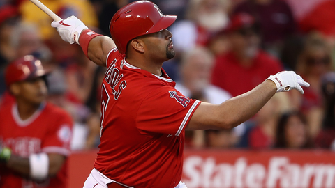 Albert Pujols - Angels - 1B/DH