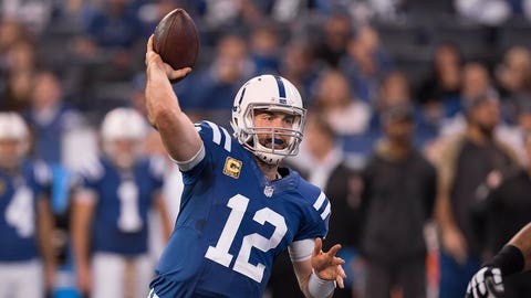 T-6. Andrew Luck: $50 million