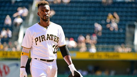 DOWN: Andrew McCutchen