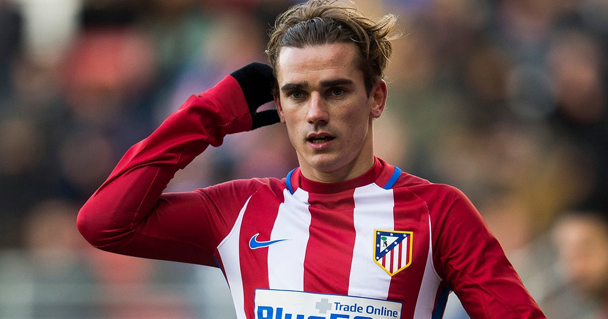 45d9bebafd5d Antoine Griezmann keeps saying that he wants to stay at Atletico Madrid