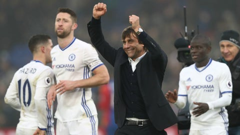 Chelsea could put the league out of reach