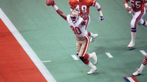Super Bowl XXIV: 49ers 55, Broncos 10