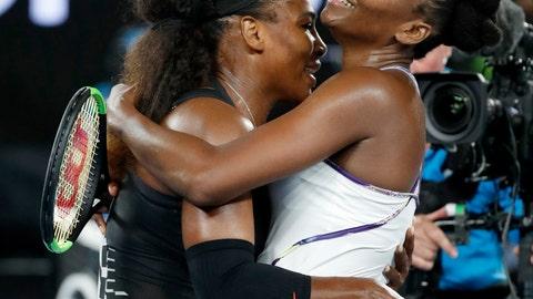 Australian Open, women's final