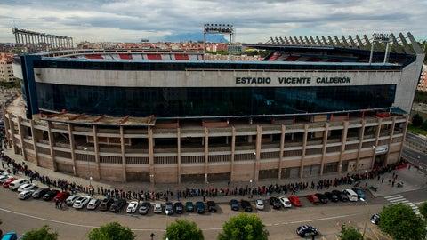 Atletico Madrid - €38 million