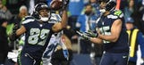 "Doug Baldwin feels ""terrible"" for stealing TD from teammate"