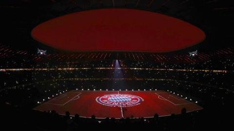 Bayern Munich - €109 million