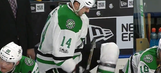 Jamie Benn goes on angry stick-snapping rampage in Buffalo