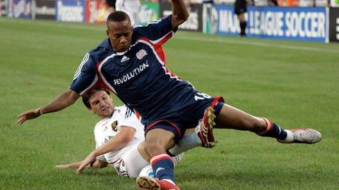2005: Nikolas Besagno, Real Salt Lake