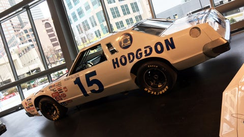 Bobby Allison's 1978 Ford Thunderbird