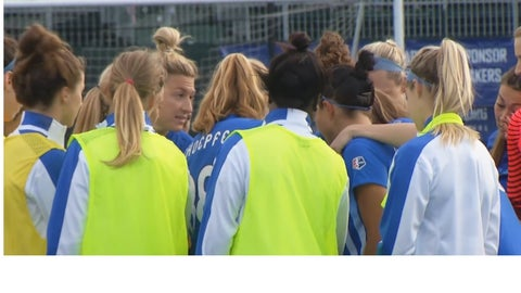 Boston Breakers: center back or attacking mid