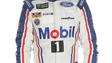 Clint Bowyer, Mobil1