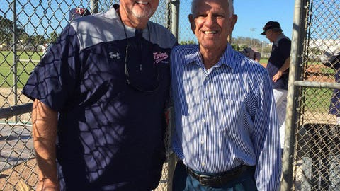 Bert Blyleven, FOX Sports North broadcaster and former Twins pitcher