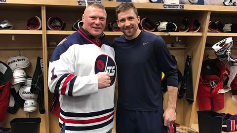 Blake Wheeler, Winnipeg Jets and former Gophers forward