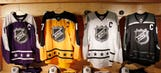 Here are All-Star Game jerseys inspired by NHL, LA Kings anniversaries