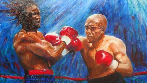 Caleb Truax, professional boxer