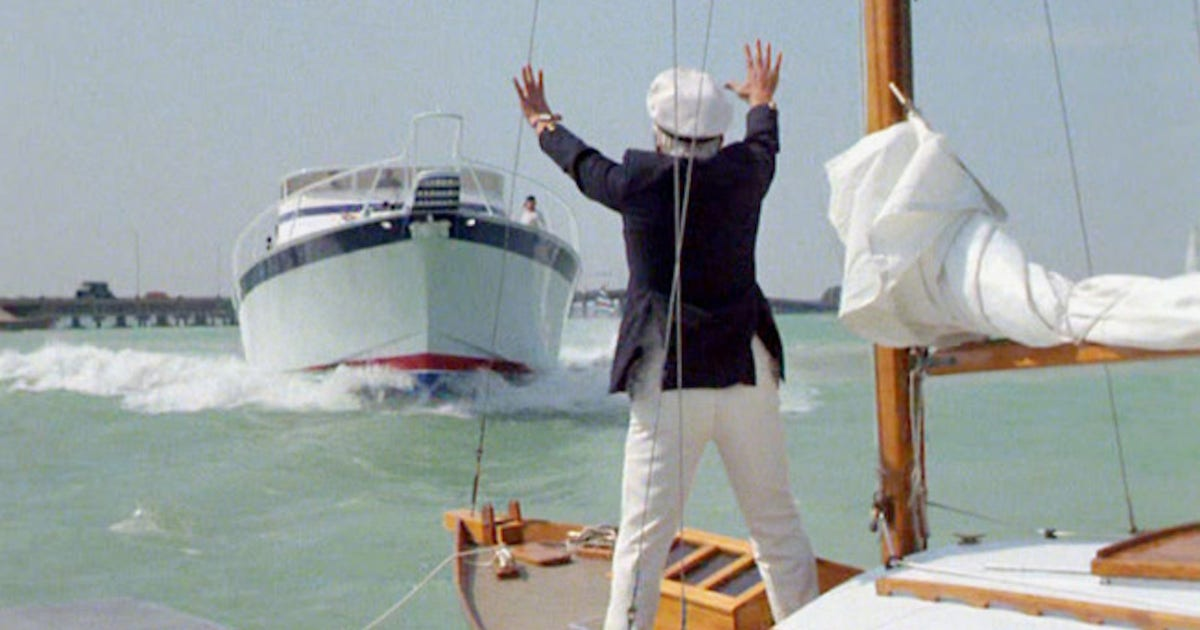 """You can now own the yacht used in """"Caddyshack"""" 