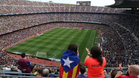 Barcelona - €121 million