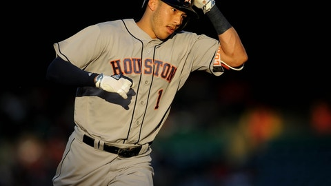 Carlos Correa (SS) -- Houston Astros (9/22/94)