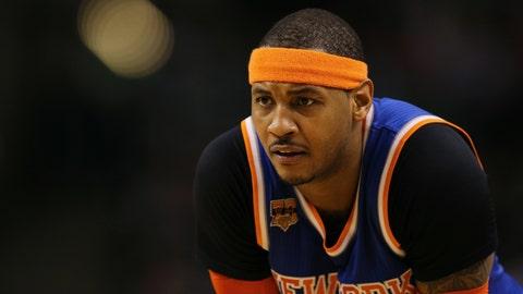 New York Knicks (22-29)