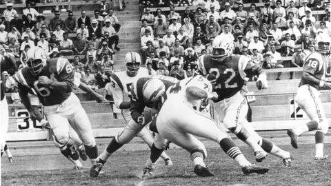 San Diego wins the 1963 AFL Championship Game