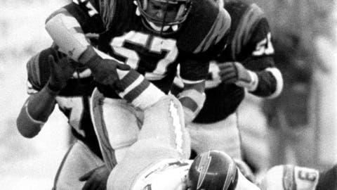 Cincinnati Bengals -- The Freezer Bowl (1981 AFC championship)