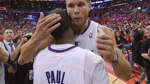 Los Angeles Clippers (8)