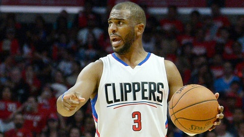 Chris Paul, G, Los Angeles Clippers
