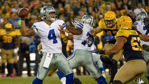 Packers-Cowboys: Round 2