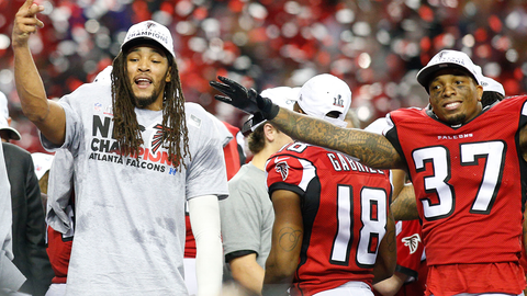 Will any player do the Dirty Bird touchdown celebration?