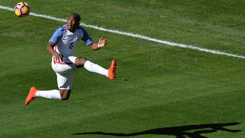 Left wing: Darlington Nagbe