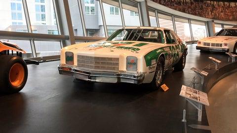 Darrell Waltrip's 1976 Chevrolet Monte Carlo