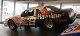 See 18 iconic race cars shine on NASCAR Hall of Fame's Glory Road