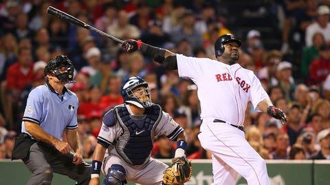 David Ortiz, MLB