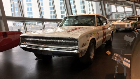 David Pearson's 1966 Dodge Charger