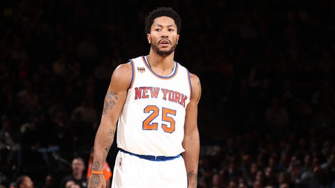 The (on-court) resurgence of Derrick Rose