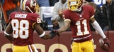 Redskins coach explains why he 'won't blink' if DeSean Jackson, Pierre Garcon leave