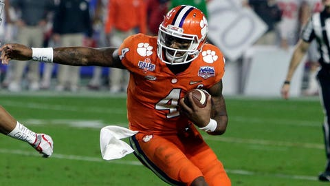 The still have Deshaun Watson