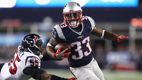 Dion Lewis is undefeated