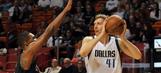 Miami churns up plenty of memories for Dirk Nowitzki
