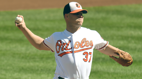 Dylan Bundy - Orioles - SP