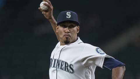 Edwin Diaz - Mariners - Closer