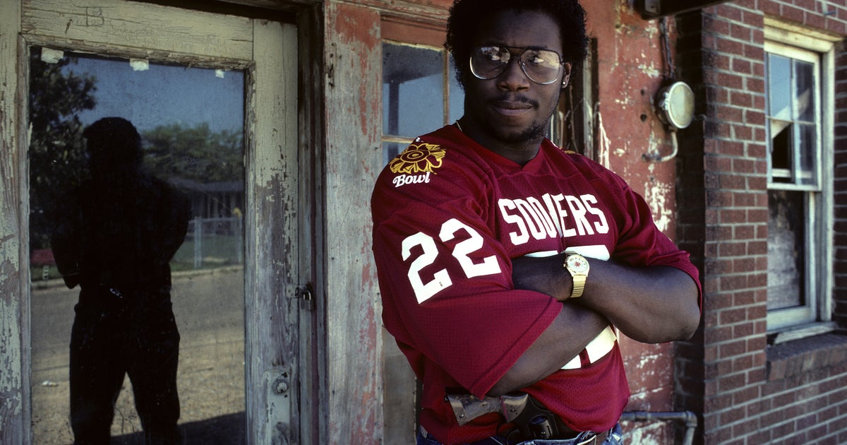 Former Oklahoma Football Star Marcus Dupree Is Now A Pro