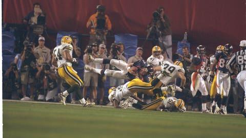 Denver Broncos -- Elway's first (Super Bowl XXXII)