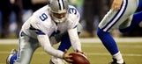 Tony Romo's five worst moments with the Dallas Cowboys, ranked