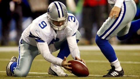 Tony Romo's approximate value ranked him No. 173 in NFL history