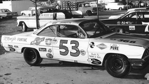 No. 53, Bob Burdick, 1