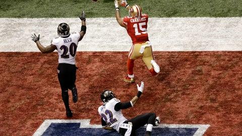 San Francisco 49ers -- Super Bowl XLVII vs. Ravens, 2012