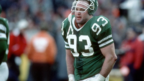 New York Jets -- Double OT (1986 AFC divisional playoffs at Browns)