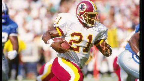 Detroit Lions -- 1991 NFC championship at Redskins